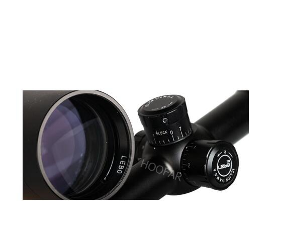 Waterproof Illuminated Zoom Riflescope, Extremely Wide Field of View, Fully Multiple Coated Lens for hunting equipments