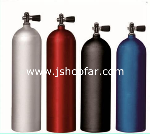 High Pressure Seamless Aluminum Scba Cylinders with  higher quality and competitive price
