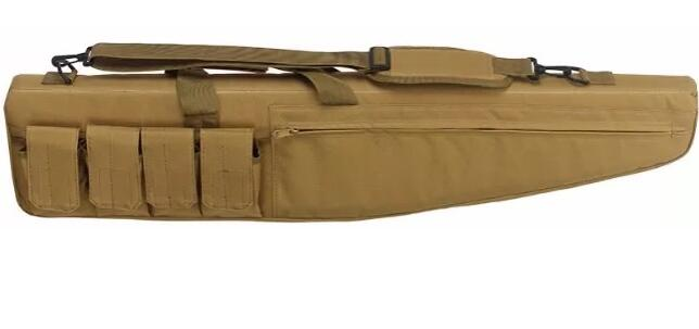 JSHoofar Durable Gun case Hunting and shooting for air riffle gun carrying hunting rifle gun case