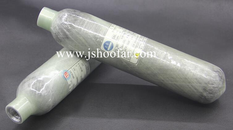Small Volume of Carbon Fiber Wrapped Gas Cylinders