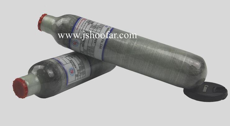 Carbon Fiber Wrapped Gas Cylinders