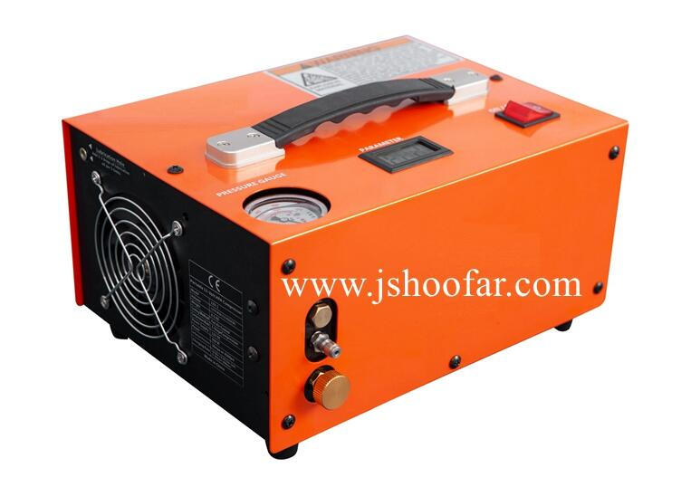2020  New Portable 12 V high pressure 4500psi/300 bar air compressor